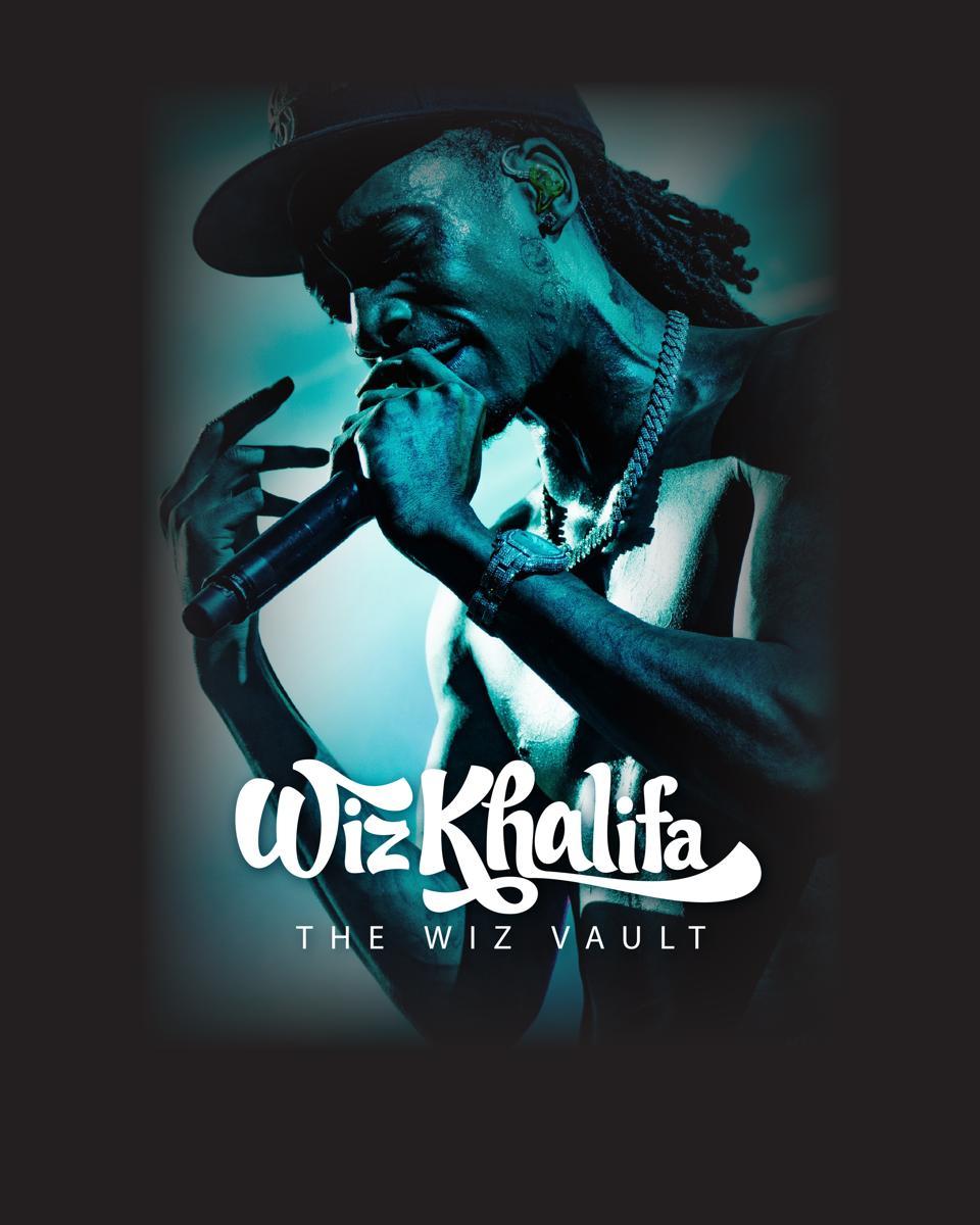 Wiz Khalifa ″The Wiz Vault″ Poster