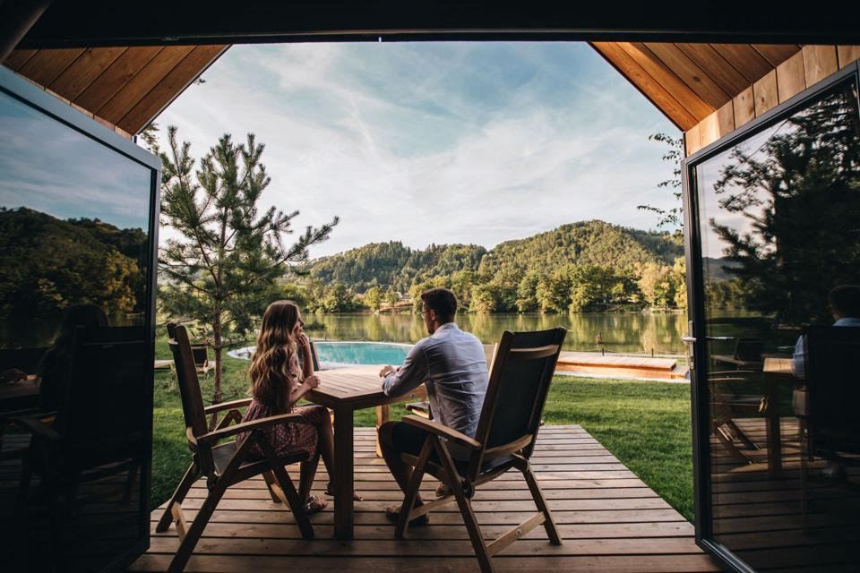Here's A Glamping Retreat Dedicated Entirely To Chocolate