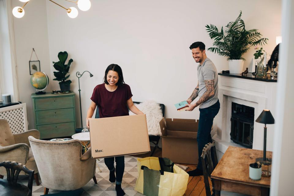 Forget Staying Put: Nearly Half Of Homeowners Plan To Move This Decade
