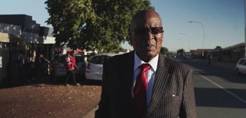 image from new movie The State Against Mandela & The Others about Nelson Mandela
