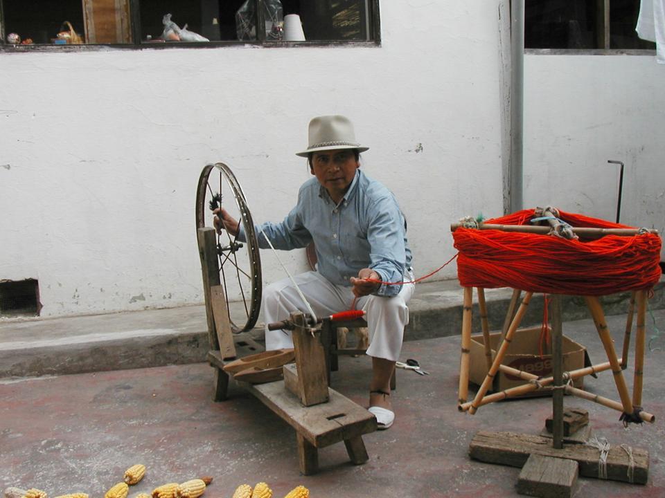 Segundo and Wheel