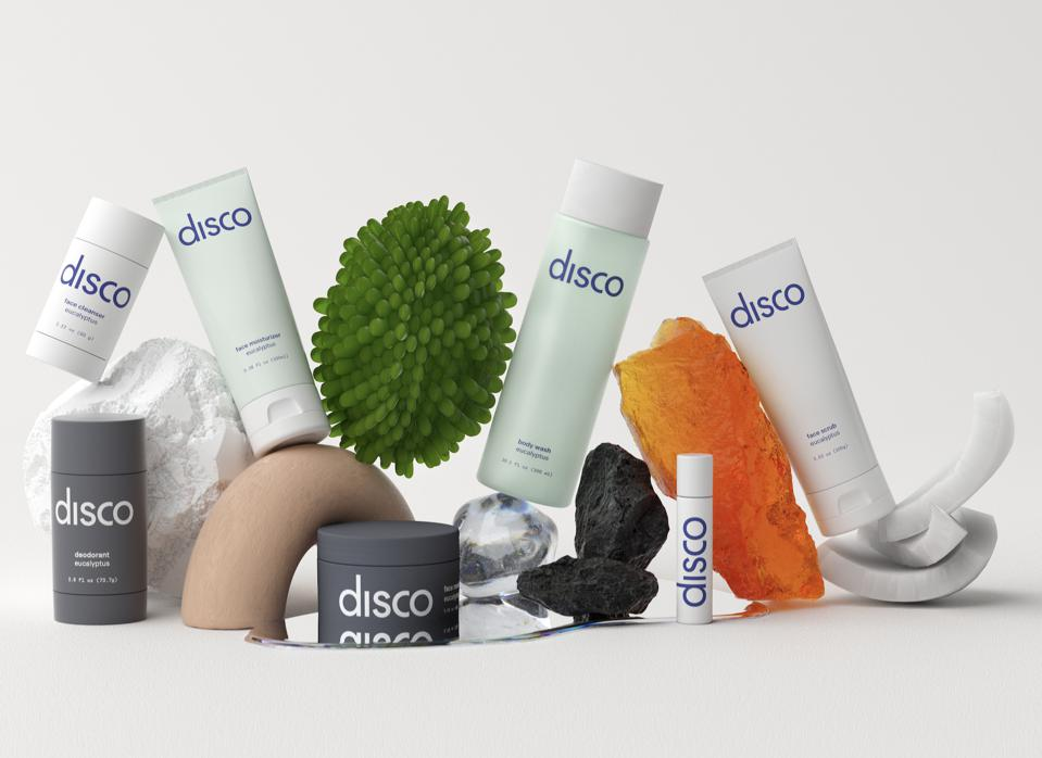 Meet Disco: The New Men's Skincare Line That Wants To Dance Into Your Daily Routine