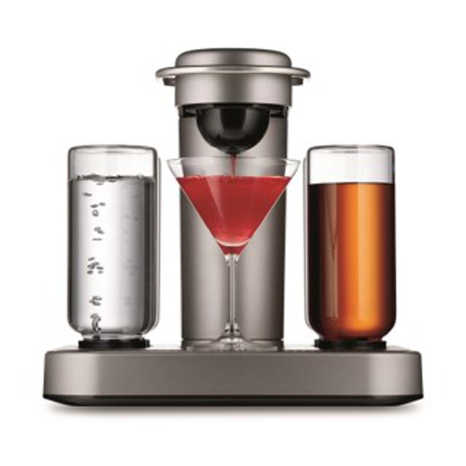 Instant Cocktails: Award-Winning Bartender Appliance Mixes Your Favorite Drinks