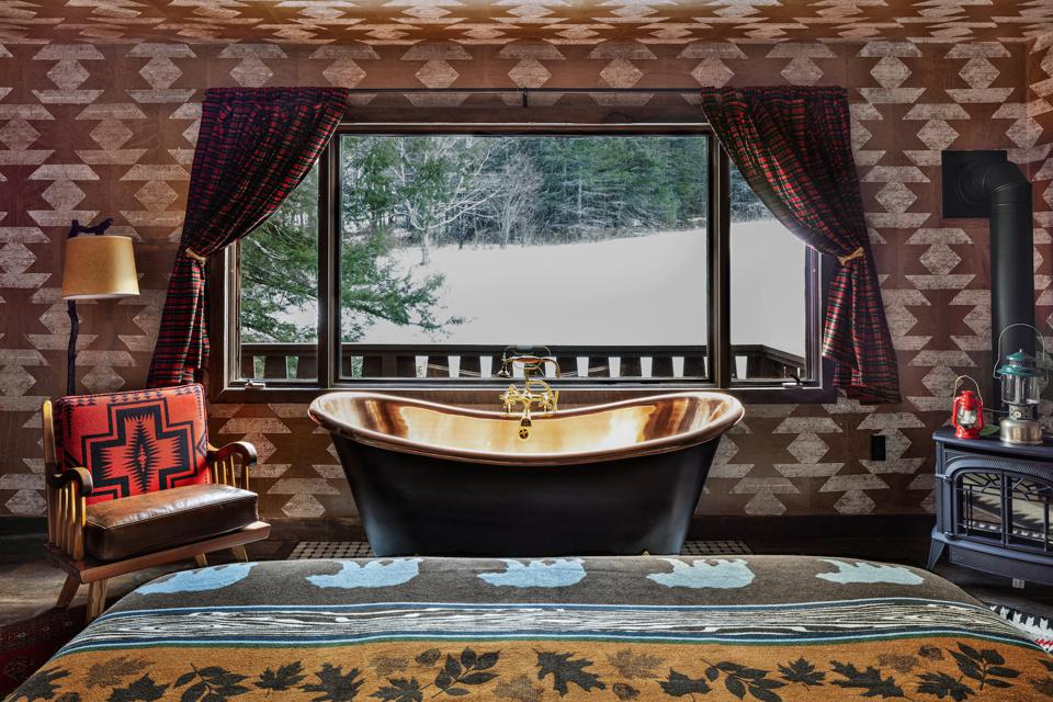 This Luxe New Hotel Is Set To Open In The Catskills Next Month