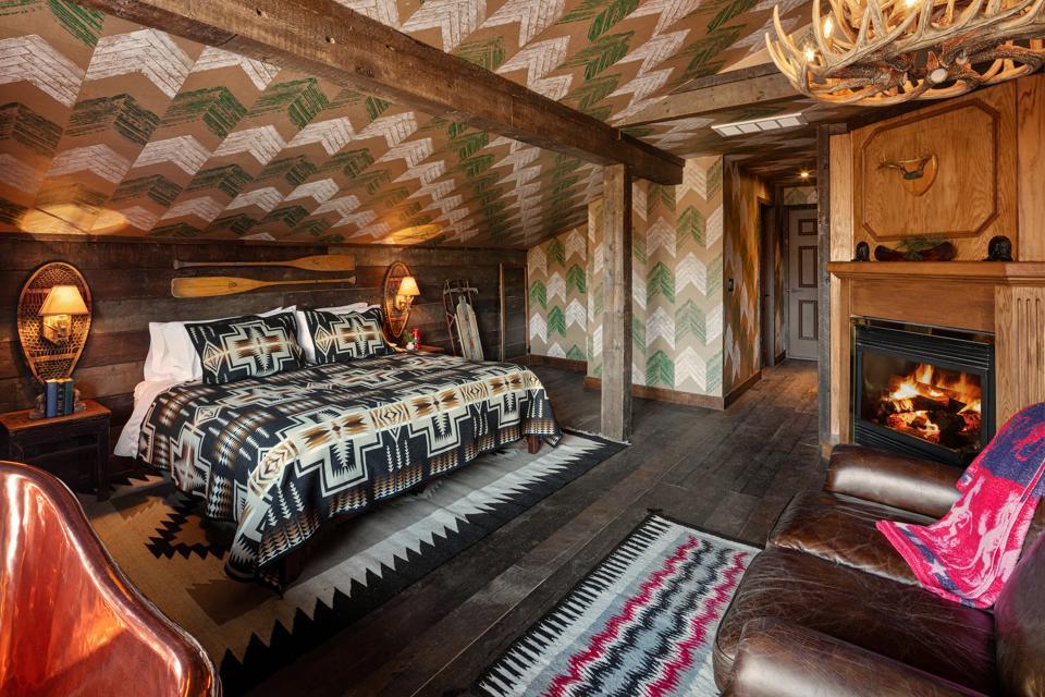 Urban Cowboy Lodge in The Catskills
