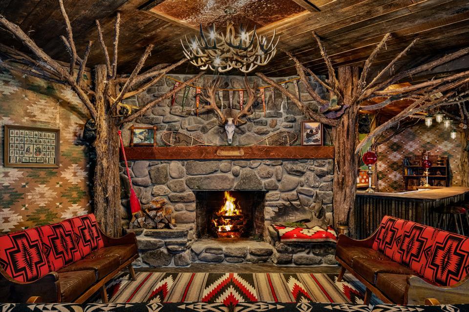 Urban Cowboy Lodge in The Catskills, New York