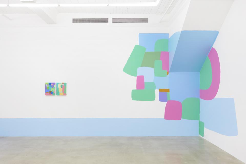 Federico Herrero's Paintings Are 'Poems In Space'
