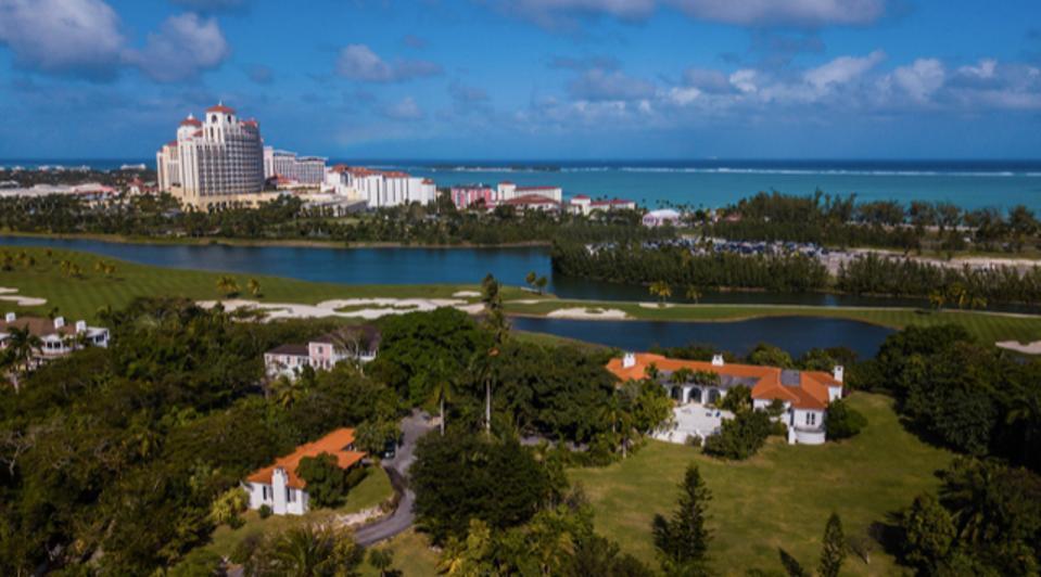Sigrist House, Nassau, The Bahamas