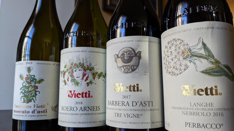 Vietti Wines