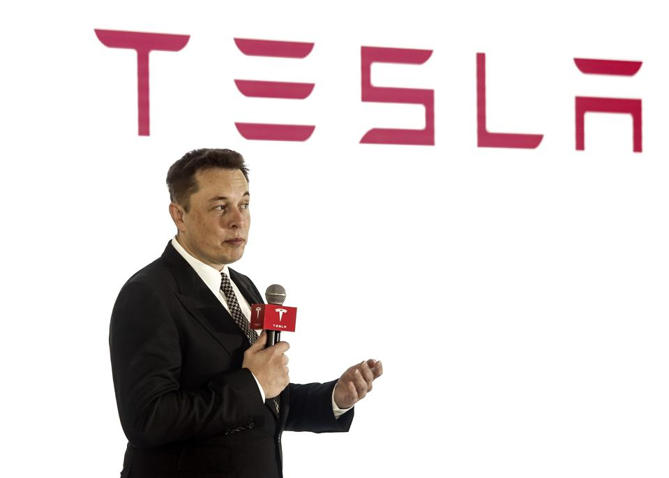 Tesla founder and CEO, Elon Musk
