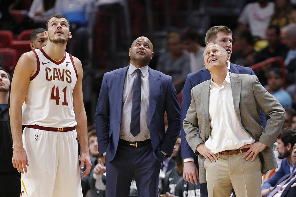Can Bickerstaff Lead The Cavs Past Their Projected Win Total