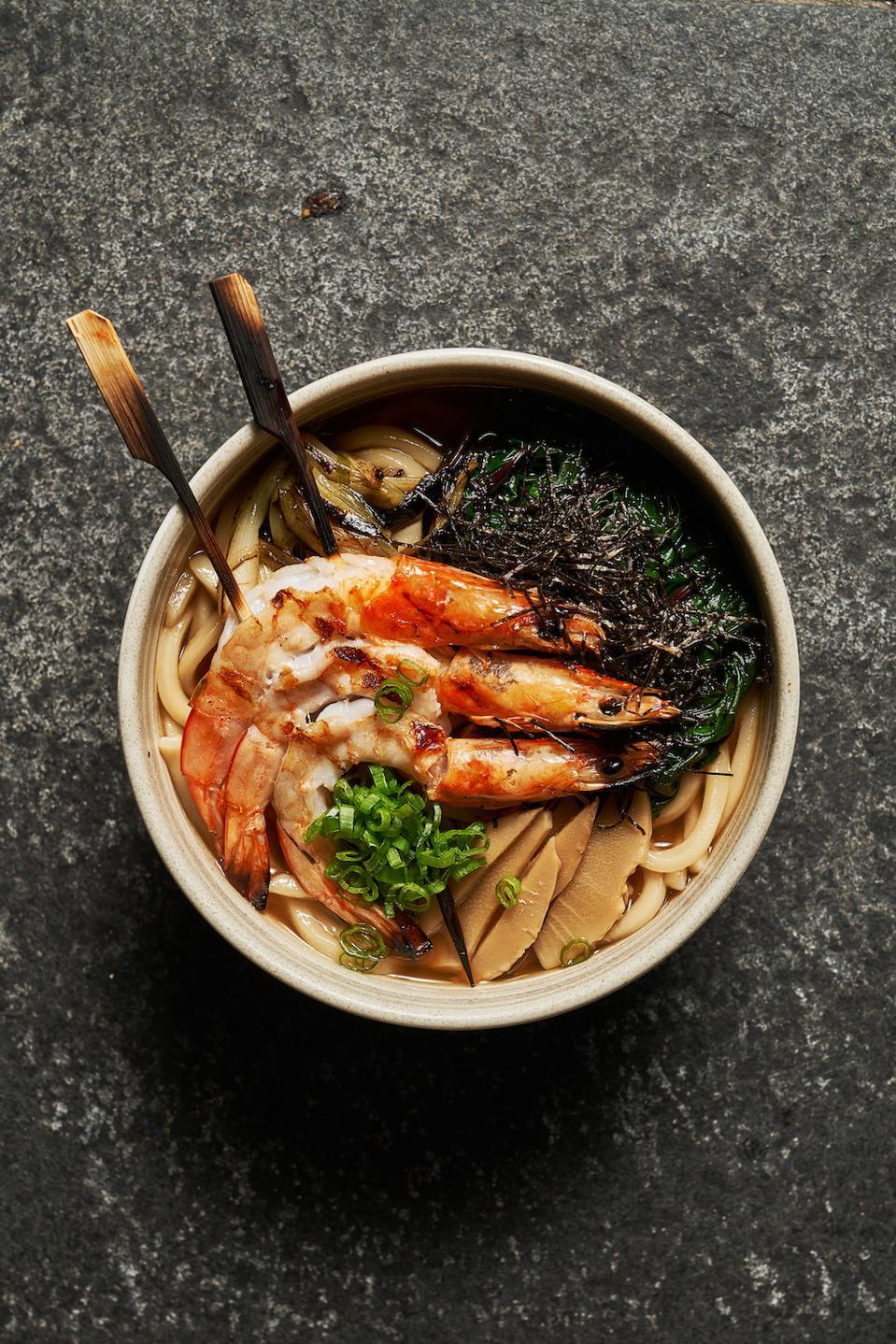 Ramen  Ramen Blog  Best Ramen Spicy Shrimp Ramen