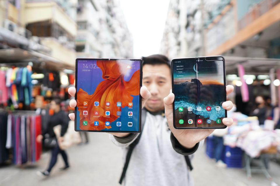 Huawei Mate X Review: Still The Most Stunning Piece Of Hardware In Mobile