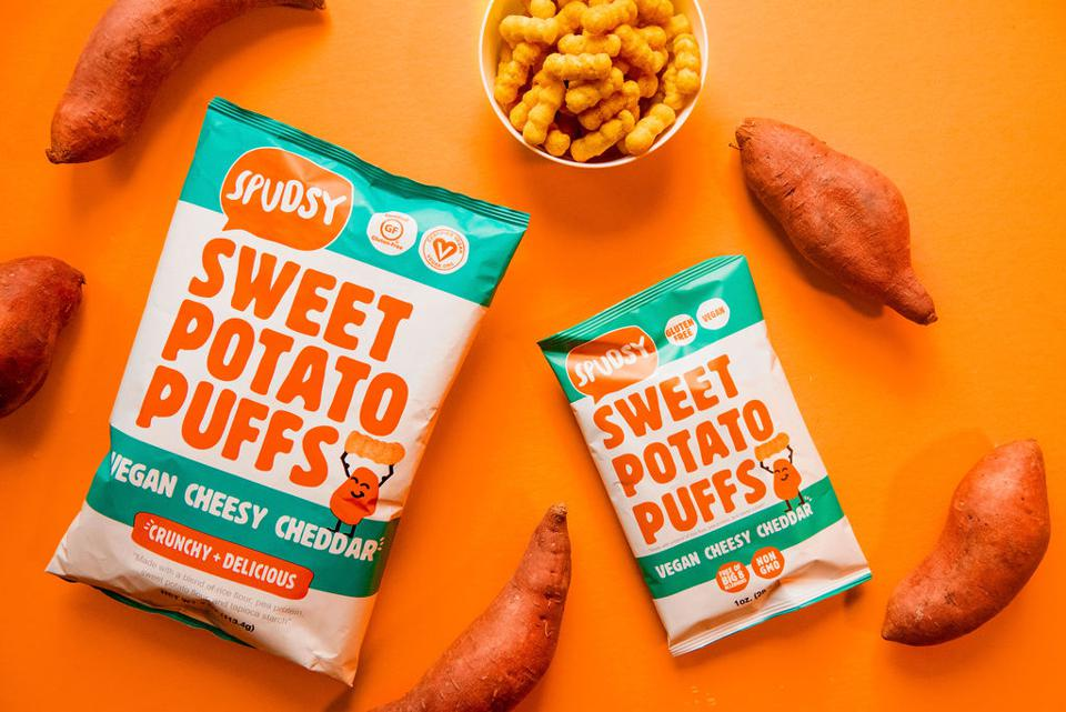 Spudsy is one of several innovative companies that is upcycling imperfect produce.