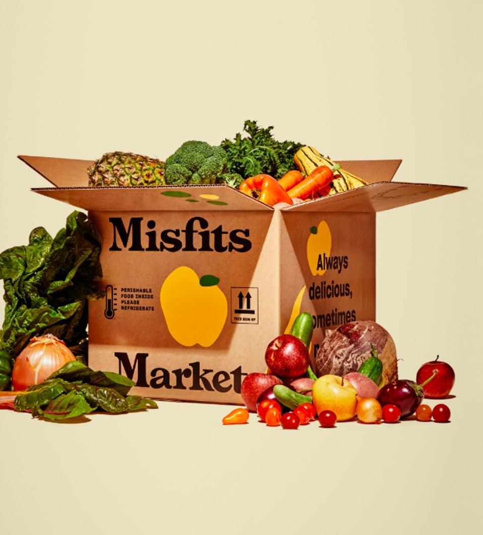 Misfits Market brings delicious, fresh, and affordable misfit food to peoples' doorsteps.