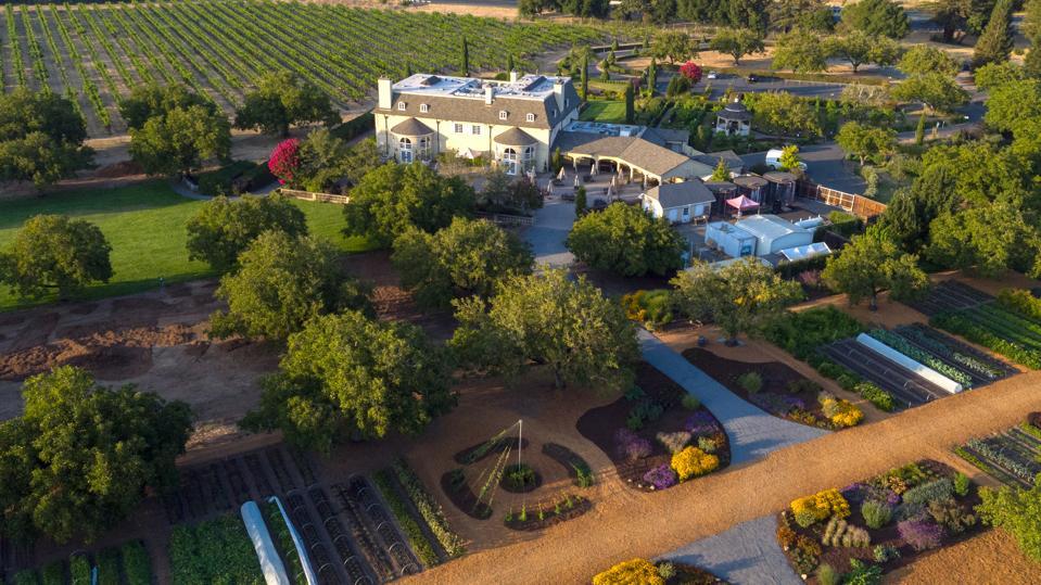 Kendall-Jackson Estate & Gardens