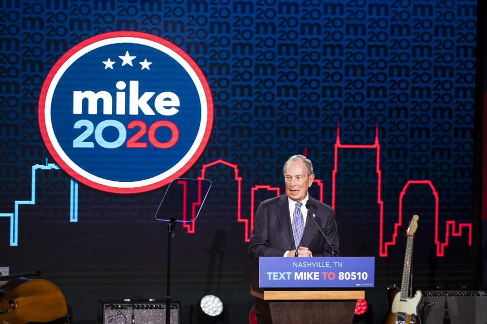 Bitcoin 2020? Michael Bloomberg Is The New Crypto Candidate