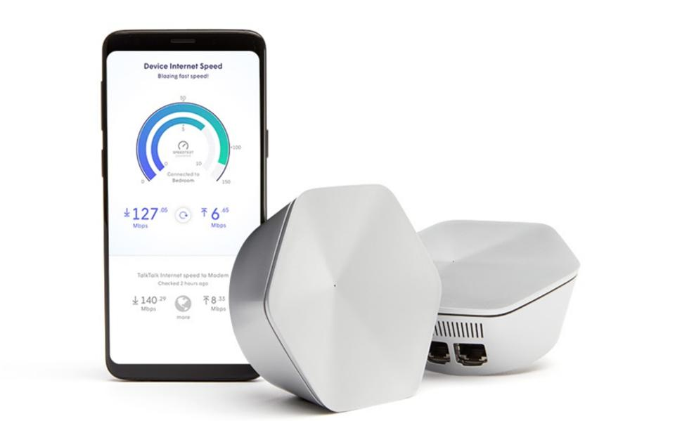 Plume's Mesh Networking solution