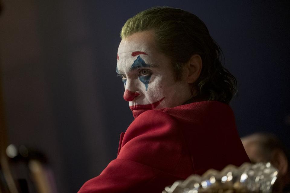Joaquin Phoenix stars in Warner's ″Joker.″
