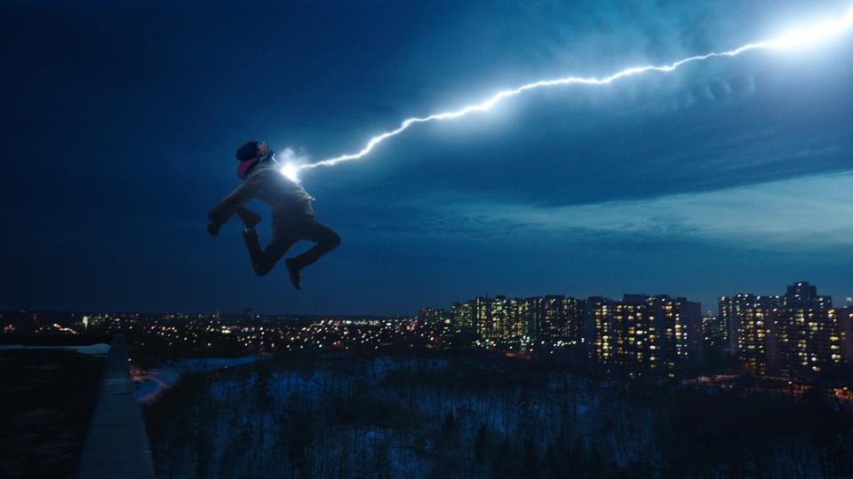 Asher Angel stars in Warner's ″Shazam!″