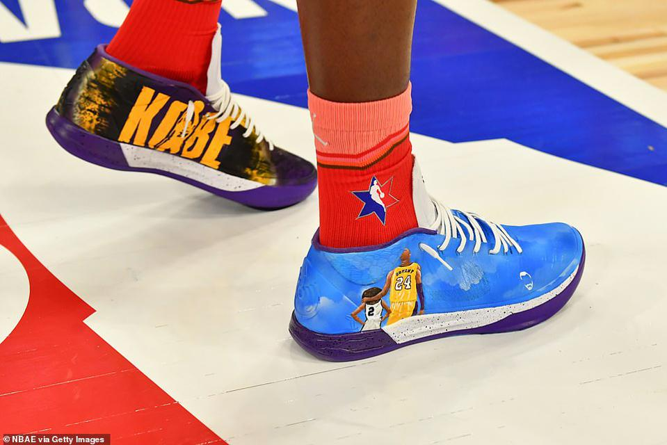 Bam Adebayo's Kobe tribute sneakers