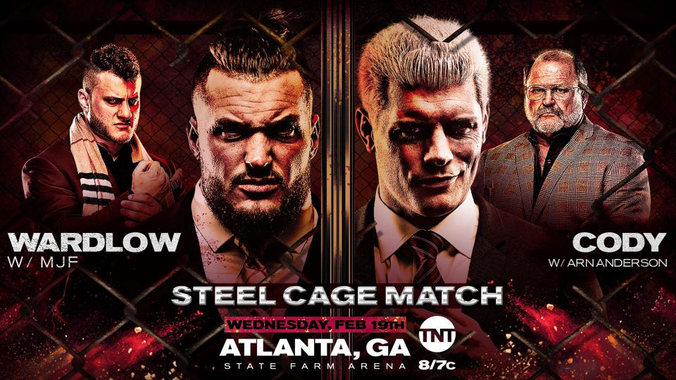 AEW Dynamite Results: News And Notes After Cody Beats Wardlow Iinside Steel Cage