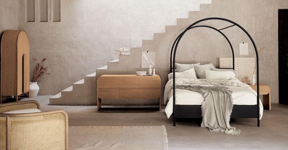 canyon canopy bed leanne ford