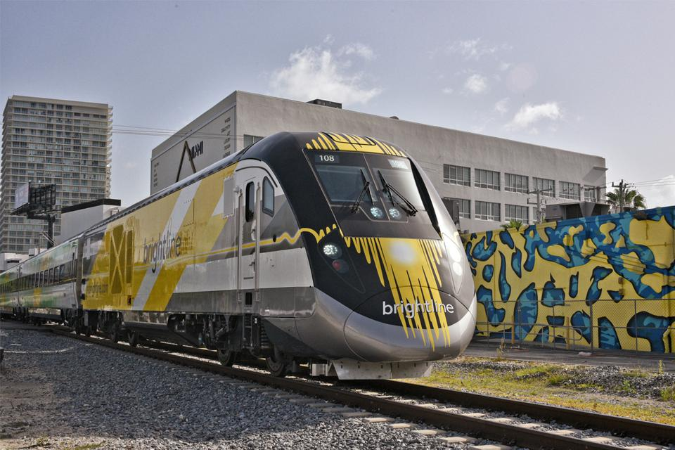 Is High-Speed Rail In The US Finally Becoming A Reality?