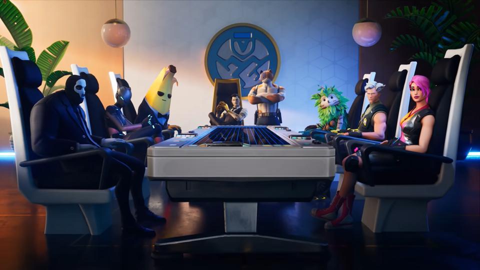 'Fortnite' Goes Top Secret In New Chapter 2, Season 2 Cinematic Trailer