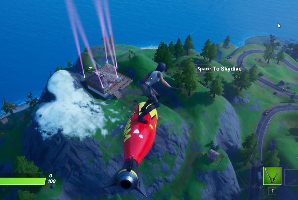 'Fortnite' Season 2: Where To Land At Apres Ski, Mount Kay And Lockey's Lighthouse