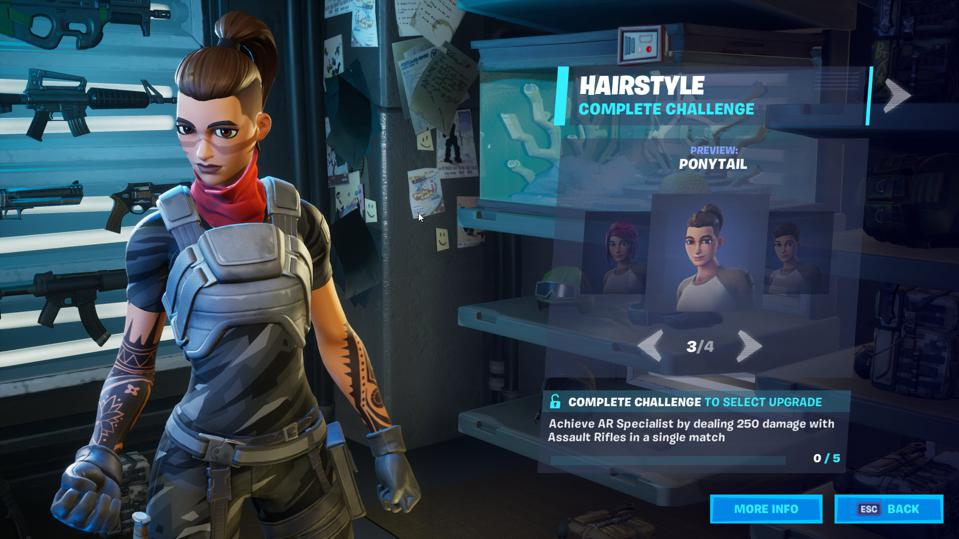'Fortnite' Season 2: A Warning About Customizing Maya, And Where And How To Do It