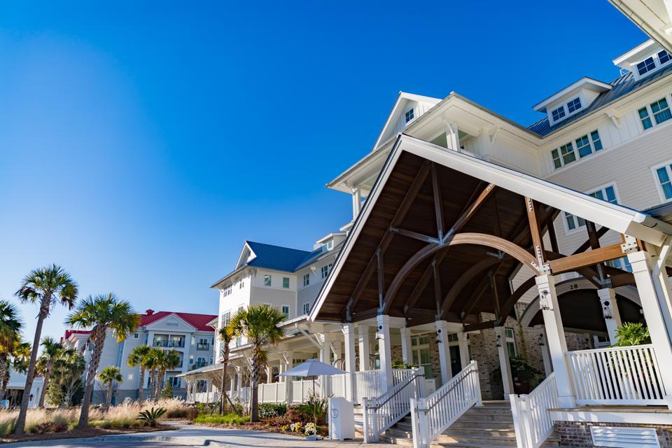 Charleston, SC - The Charleston Harbor Resort & Marina