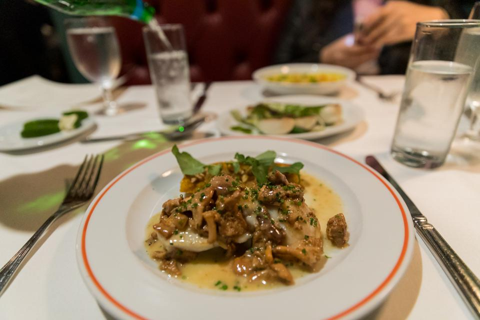 Charleston, SC - A meal at Fig
