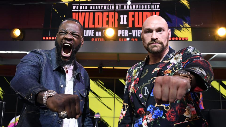 Deontay Wilder Vs Tyson Fury II Betting Odds, Props, & Predictions