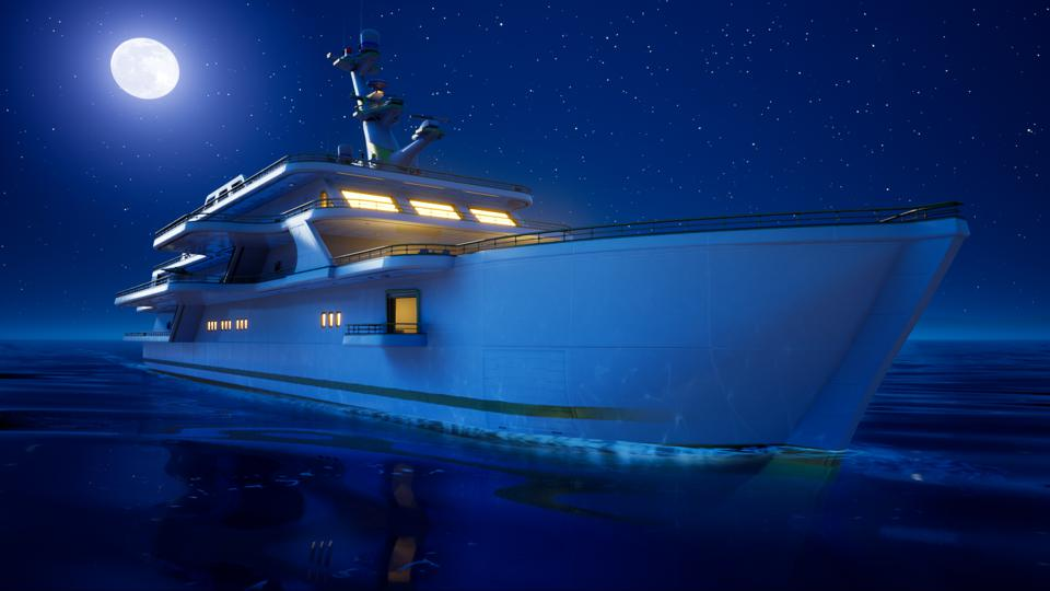 The Yacht Fortnite