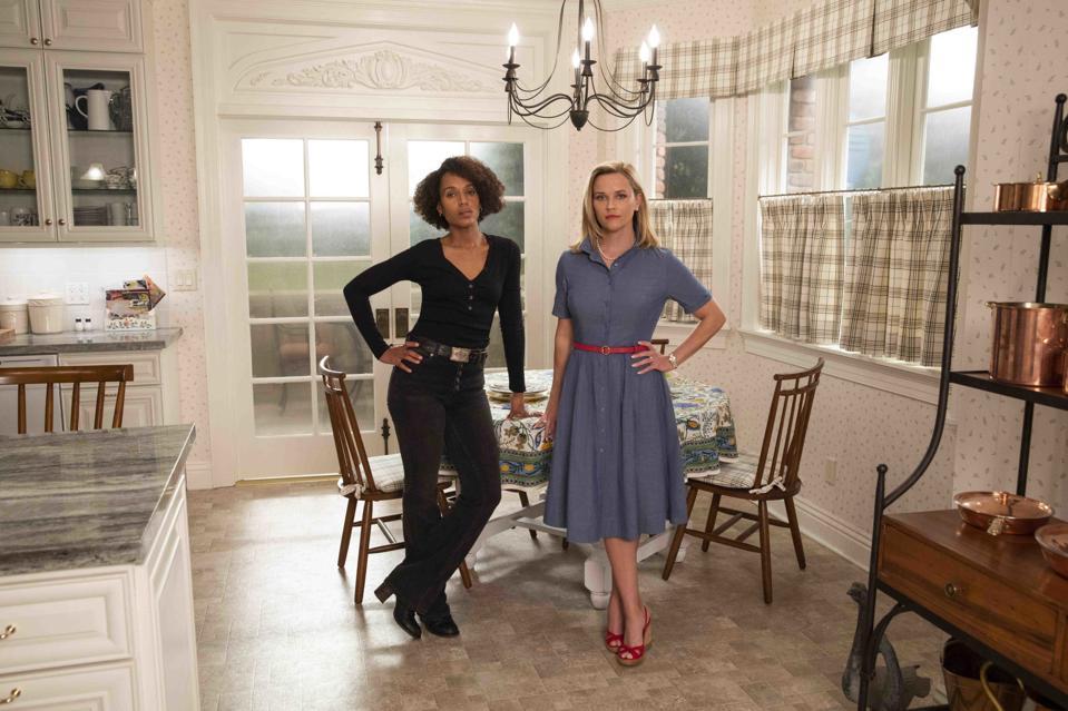 Kerry Washington, Reese Witherspoon, Hulu, Little Fires Everywhere, streaming, drama, Binge-worthy