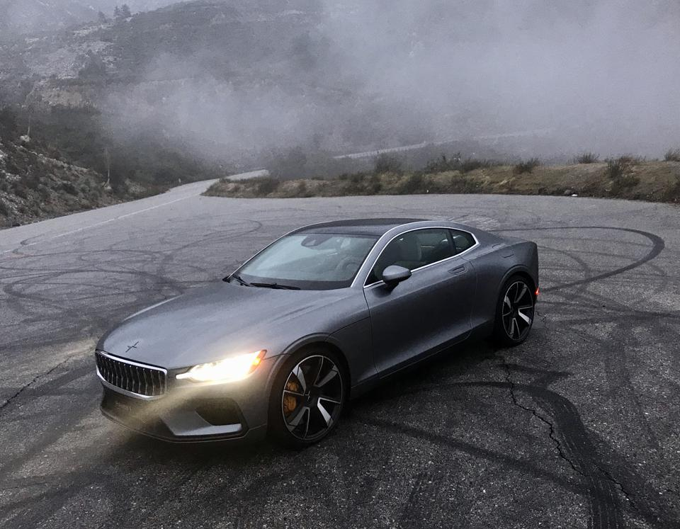 Road Test: Polestar 1 Launches A Scandinavian Odyssey Into The Battery-Electric Unknown