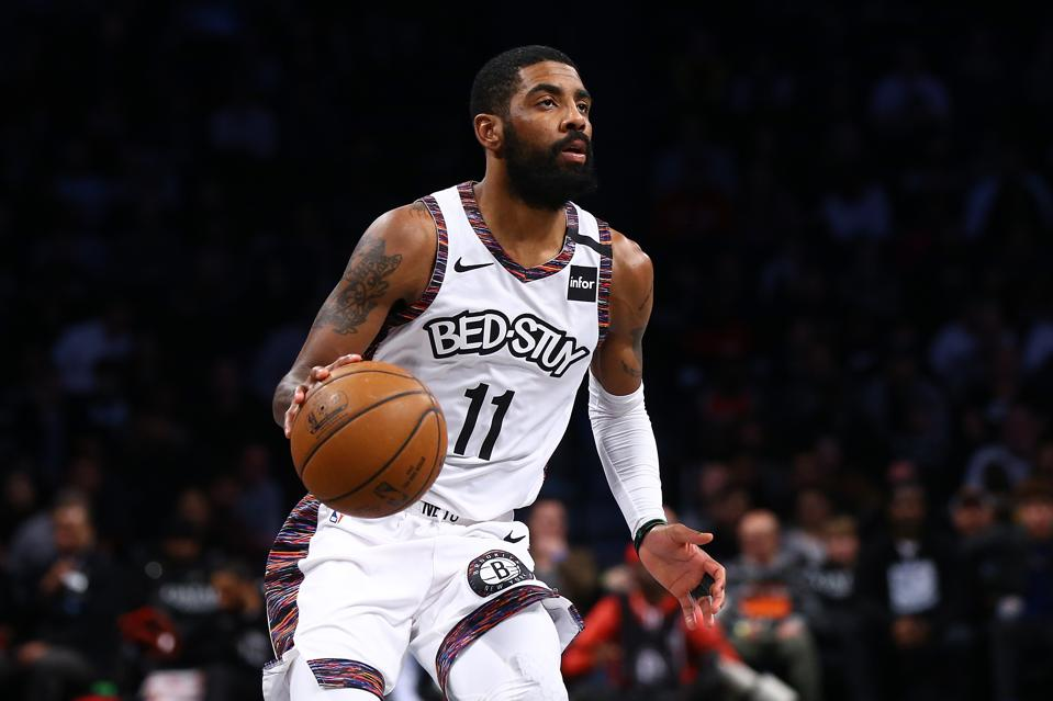 Kyrie Irving Imposes 'Media Blackout