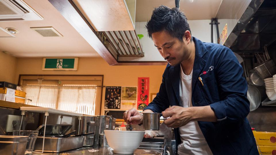 Ramen  Ramen Blog  Best Ramen Chef Yuki