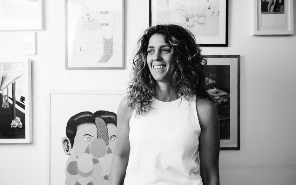 Hagit Kaufman, head of design and branding at Wix