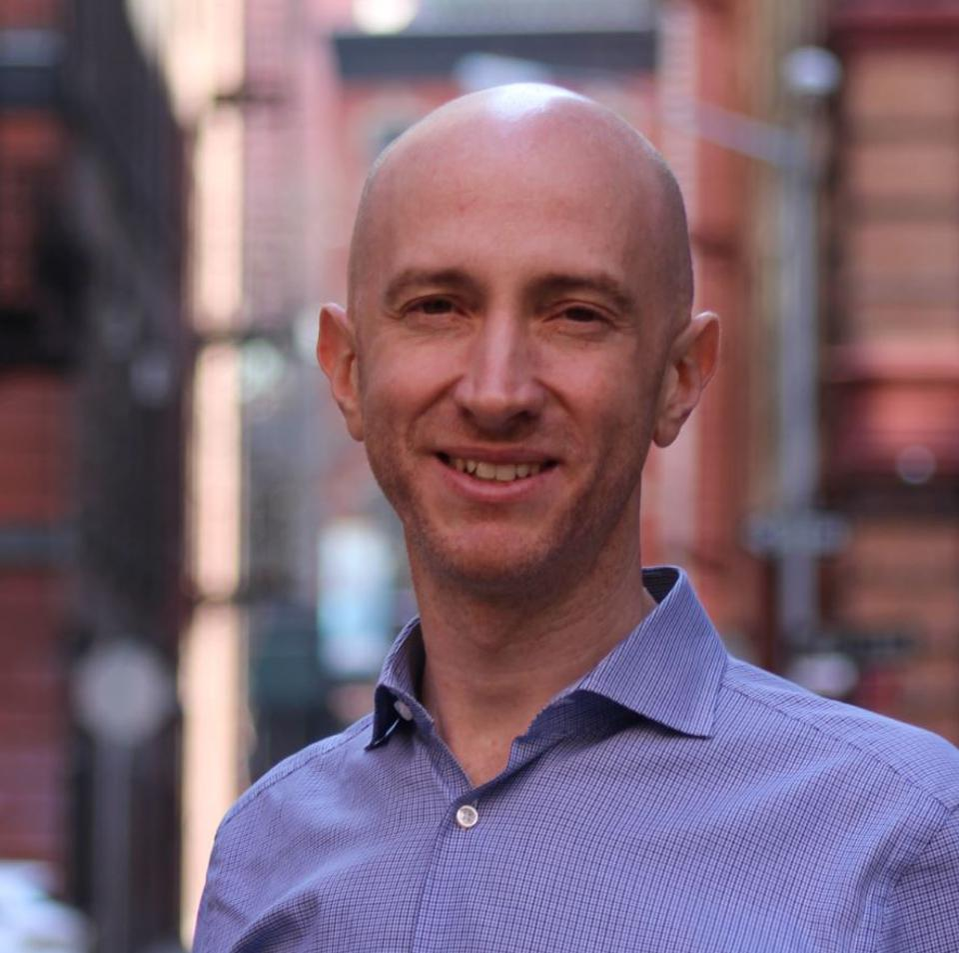 Portrait of Eleusis CEO Shlomi Raz