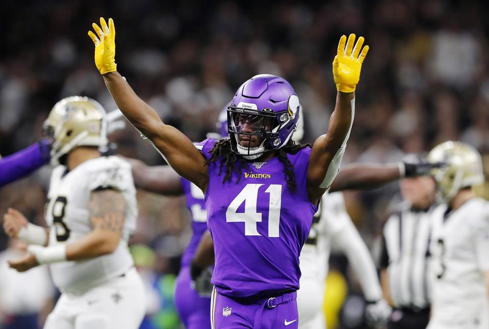 Anthony Harris Must Return To Vikings Even Though Salary Could Triple
