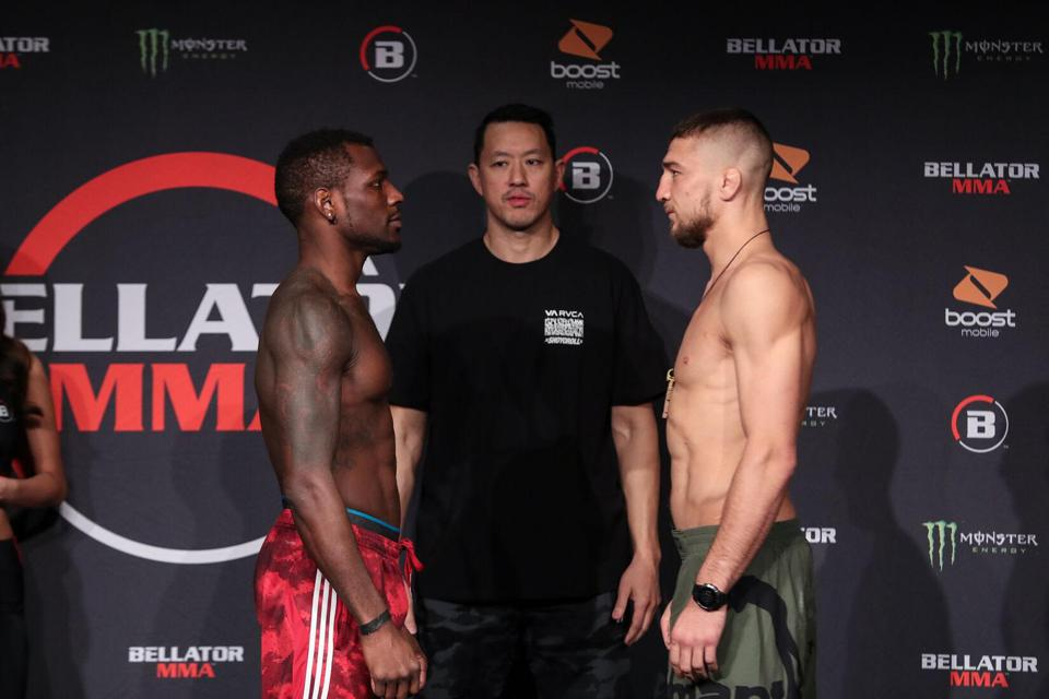 Bellator 239: How To Watch Ed Ruth Vs. Yaroslav Amosov Card