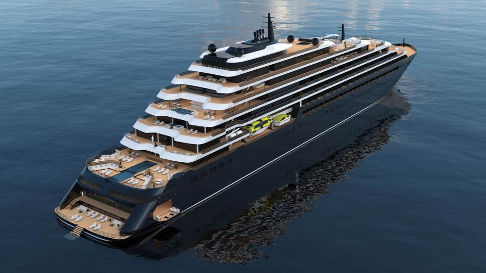 Ritz-Carlton Launching Luxury Cruises: Is This The New Way To Sail?