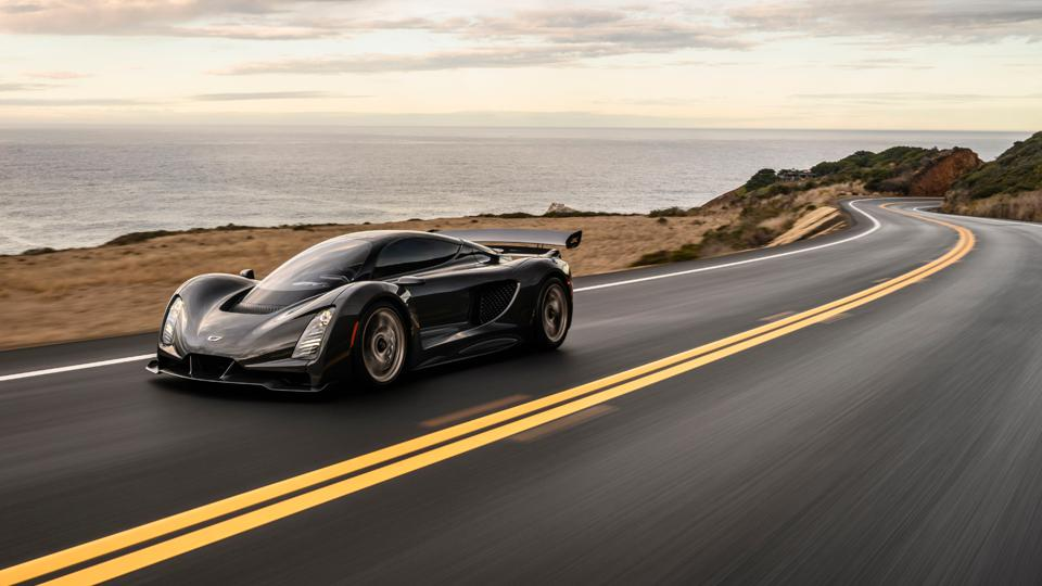 The Czinger 21C Is A 3D-Printed Hybrid Hypercar With Outrageous Performance