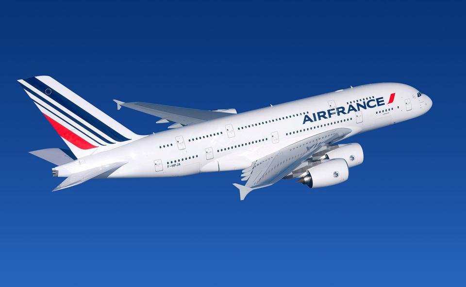 Experience The Best Of French Gastronomy In The Air With Air France