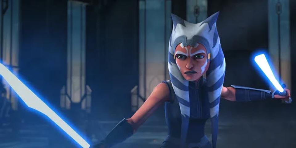 Here's The Only 'Clone Wars' Season 1-6 Recap You Need To Watch Before Its Disney Plus Debut