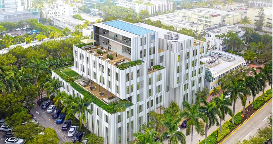 Miami Beach Office Building Listed For $45 Million