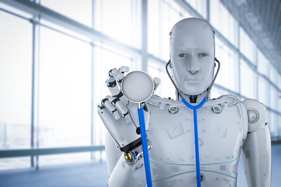 AI Improves Healthcare? 91% Of Healthcare Executives Say It Does