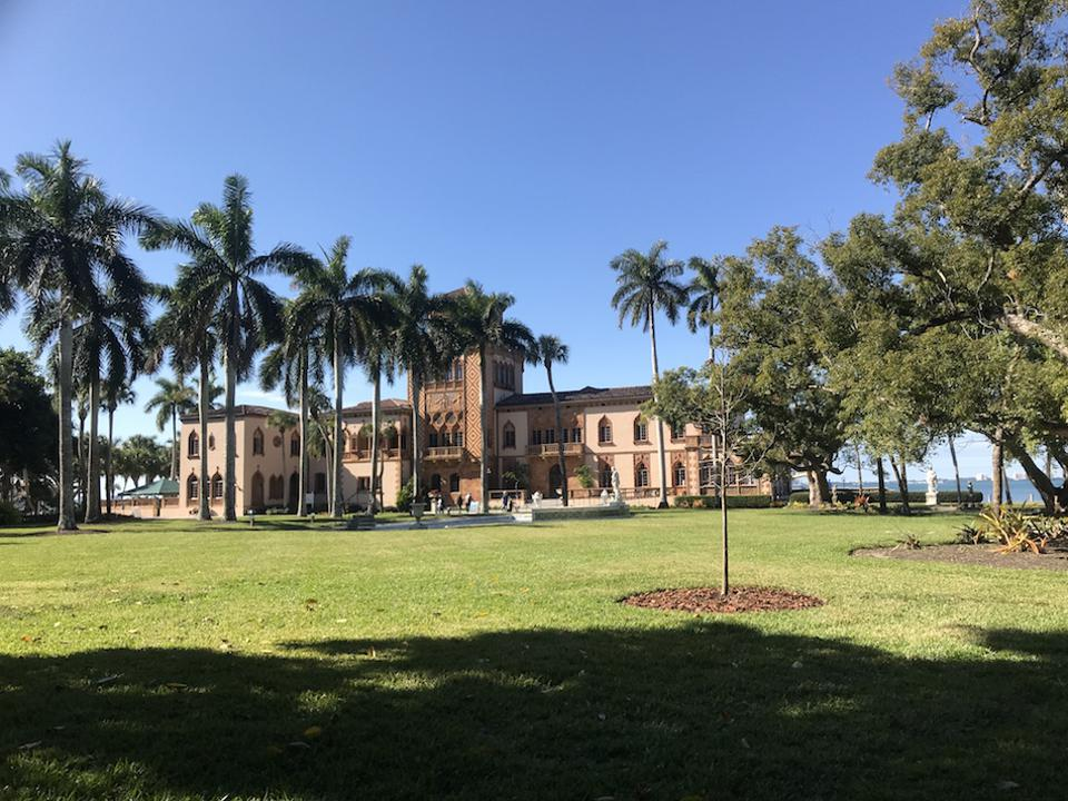 Ringling home